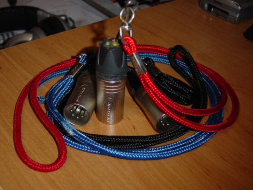 Sale price for 5-pin Dmx Tester with lanyard